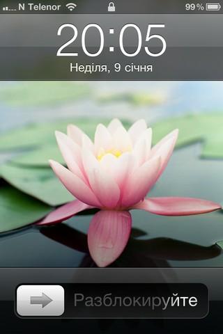 iphone screen unlock
