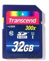 TRANSCEND 32 SDHC