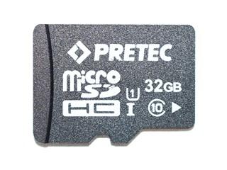Pretec MicroSDHC 32 GB