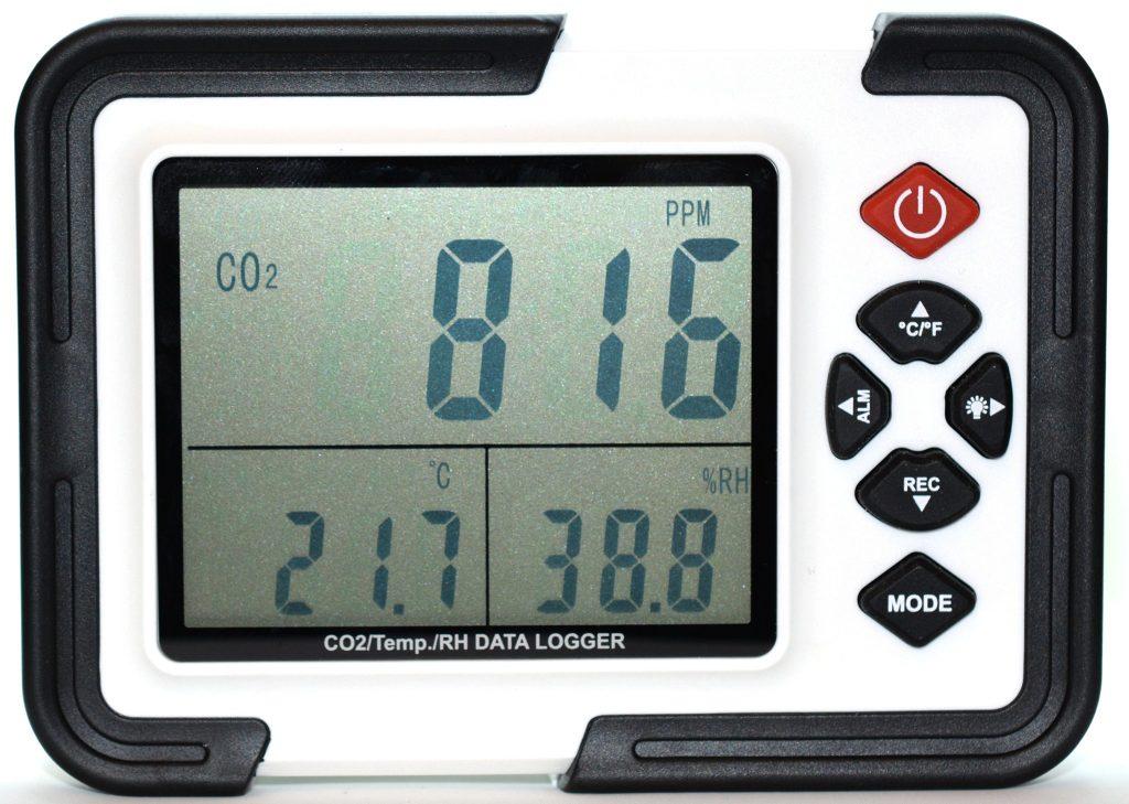 HT-2000 CO2 meter