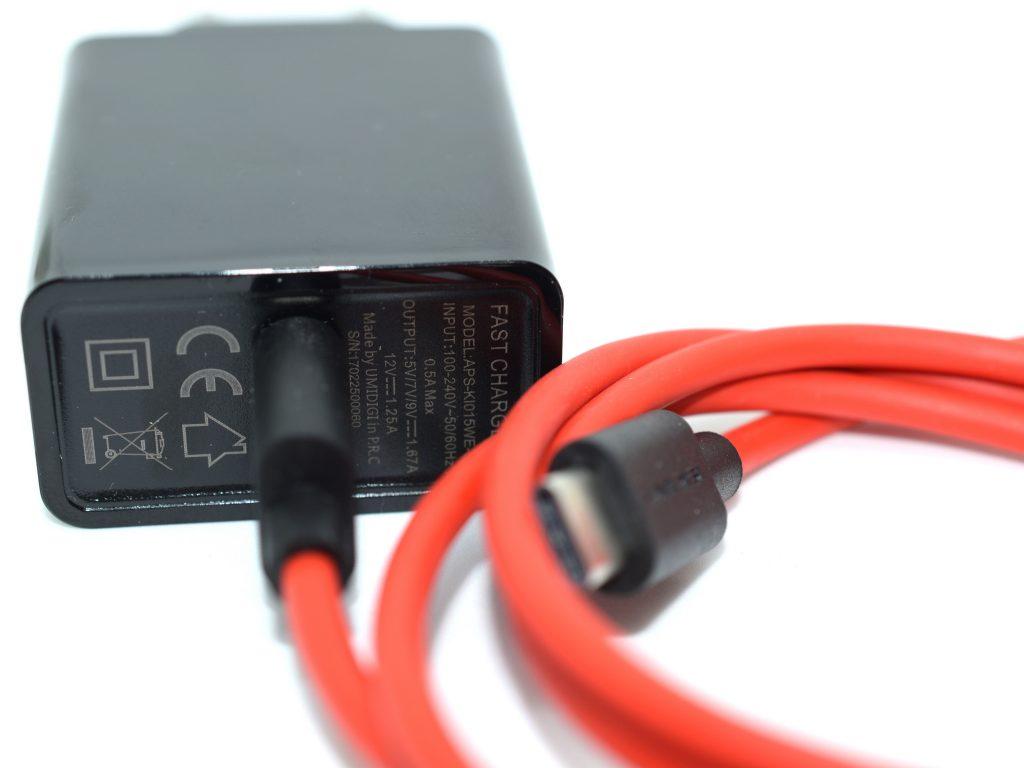 UMIDIGI Z Pro AC/DC Adaptor