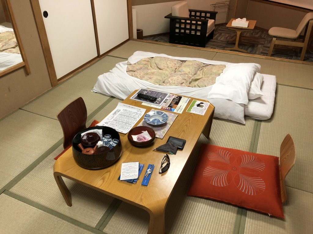 Japan Style Hotel