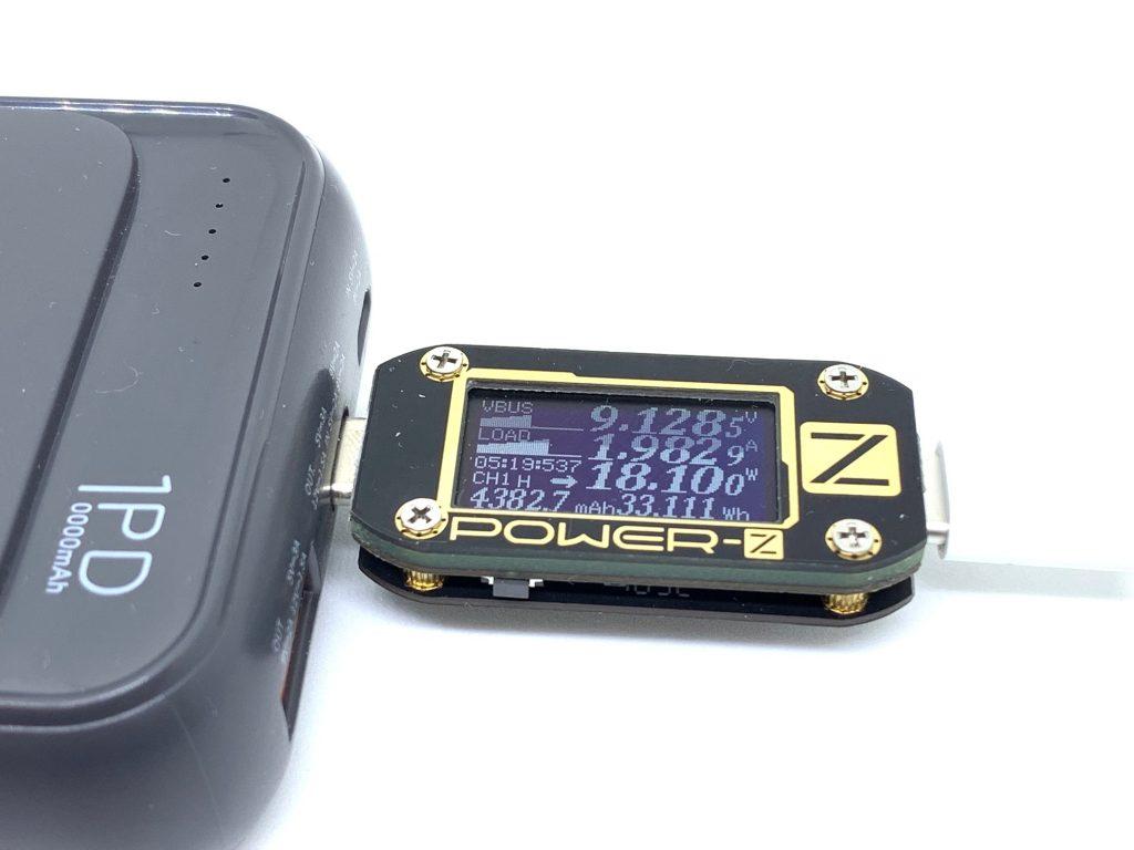 Power-Z KM001C USB PD