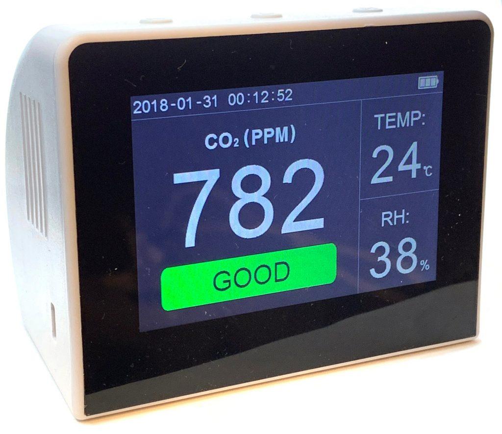 OCRKJ K6 Air Quality Detector
